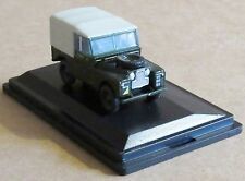 """OXFORD DIECAST LAND ROVER SERIES 1 88"""" 6TH RCT TRAINING REGIMENT 1:76 SCALE CAR"""
