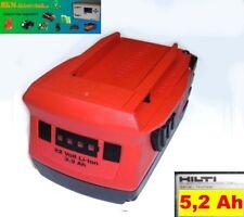Original Hilti Akku  B 22  - 5,2  Ah Li  22 V 21,6 V  (18+)   5200 mAh