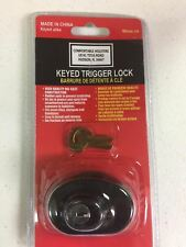 5 Trigger Locks in Retail Packaging - Great for Resale - Keyed Alike