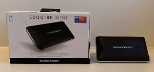 Brand New Harman Kardon Esquire Mini Bluetooth Speaker & Battery