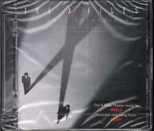 Mark Snow CD The X Files - I Want To Believei OST Soundtrack Sig 0028947810285