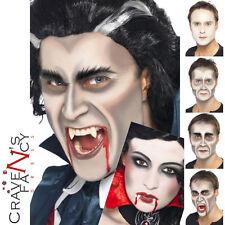 Vampire Make Up Set Kit Face Paint Special FX Dracula Halloween Smiffys