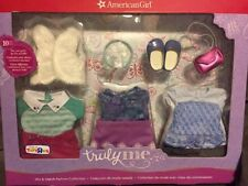 American Girl doll Truly Me Mix and Match fashion set with 4 exclusive items