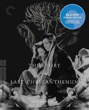 The Story of the Last Chrysanthemum (Criterion Blu-ray) Mizoguchi BRAND NEW