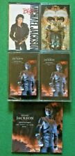 Michael Jackson ~ Bad ~ Dangerous ~ HISTory ~ Lot of 3 CASSETTE LOT