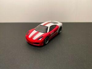 Hot Wheels Ferrari F430 Challenge (CM6 WHEELS/Speed Machines/Red & White/2010)