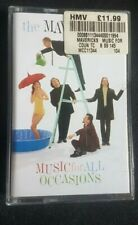 The Mavericks - Music for all occasions - new sealed packaging - Tape Cassette