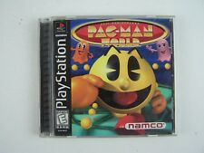 Pac-Man World 20th Anniversary Playstation Game