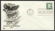 #2111 'D' Eagle, Art Craft FDC **ANY 4=FREE SHIPPING**