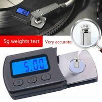 Digital LCD Tonarmwaage Schallplatten Turntable Stylus Force Maßstab Gauge 0,01g
