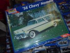 REVELL MONOGRAM 1956 CHEVY NOMAD 1/25 Model Car Mountain KIT FS New NIB