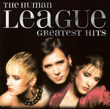 HUMAN LEAGUE-GREATEST HITS-16 TRACK CD-IMPORT FROM HOLLAND-1995
