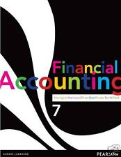 NEW - FAST to AUS - Financial Accounting by Horngren (7 Ed) - 9781442551930