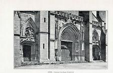 45 CLERY SAINT ANDRE BASILIQUE NOTRE DAME IMAGE 1901