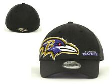 best service 51b36 077f5 NWT Baltimore Ravens NFL New Era Pocket Passer 39THIRTY Hat Cap S M Small