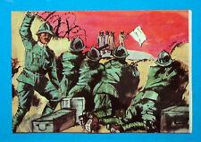 CRONISTORIA MONDIALE Folgore '65-Figurina-Sticker n.29-VITTORIO VENETO 1918-Rec