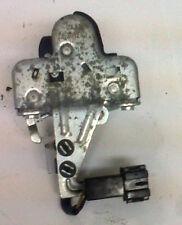 SAAB 9-5 95 Rear Boot Lock 1998 - 2010 5331293 4-Door SALOON
