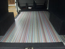 Candy Stripe Vinyl Flooring VW Camper Van Bay / Split / T25 1.6x2 Meters