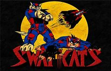 Swat Kats   - Amazing Wall Poster  - Huge - 22 in x 34 in - Fast shipping
