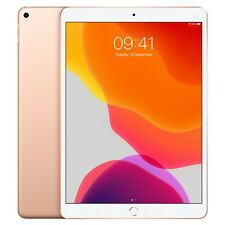 "BNIB 10.5"" Apple iPad Air 3 64GB MUUL2FD/A Gold Wi-Fi Only Tablet (No 4G LTE)"