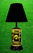 IOWA HAWKEYES  - NCAA LICENSE PLATE LAMP - FREE SHIPPING IN USA