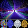 Solar String Lights 100-500 LED Outdoor Garden Party Christmas Fairy Lamp Decor