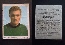***I CALCIATORI 1965*** ED. FERRERO - MAZZOLA (VENEZIA)