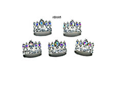 5pc Nail Art Charms 3D Nail Rhinestones Decoration Jewelry DIY Bling - D105