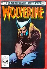 WOLVERINE 3 MARVEL 1982  Near Mint+