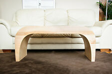 Designer Maple Coffee Table / Accent Table / TV Stand by KRÖMM design