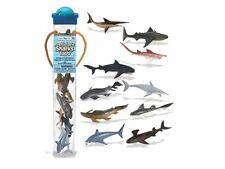 Safari Ltd 679904 préhistorique Requins (10 Minifiguren) Série domaine