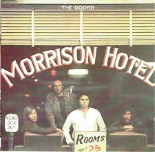 (CD) The Doors - Morrison Hotel - Roadhouse Blues, Waiting For The Sun