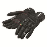 Ducati Motorcycle Leather Gloves