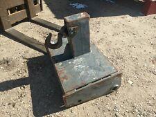 Manitou OEM Telehandler 10,000 lb Forklift Lifting Jib Crane Hook 496779