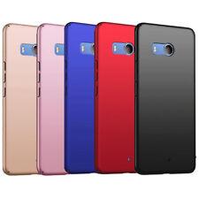 For HTC U11 Ultra thin Full Edge Coverd Hard Case back cover