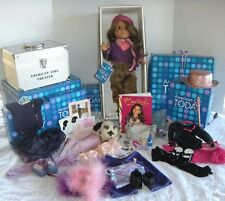 American Girl Marisol Luna Girl of the Year 2005 Doll + Accessories