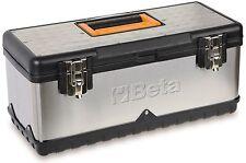 Beta Valigia Cassetta portautensili 48x25x23cm acciaio inox e plastica Mod. CP17