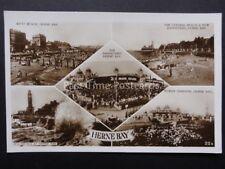Kent: HERNE BAY 5 Image Multiview - Old RP Postcard