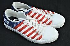 Make America Great Again Sneakers  Mens 8 1/2 Womens 11