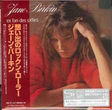 JANE BIRKIN-EX FAN DES SIXTIES-JAPAN MINI LP SHM-CD Ltd/Ed G00