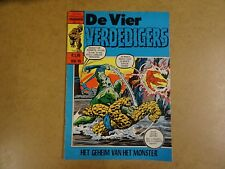 COMIC STRIP / DE VIER VERDEDIGERS CLASSICS  N° 72