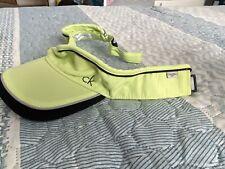 Womens Adjustable calvin klein golf cap