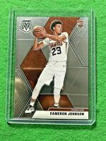 CAMERON JOHNSON MOSAIC SILVER CHROME ROOKIE CARD SUNS 2019-20 Panini Mosaic RC