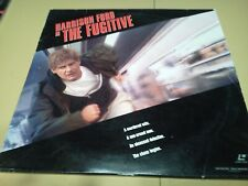The Fugitive Widescreen Laserdisc Movie