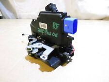VW GOLF PLUS FRONT RIGHT DOOR LOCK MECHANISM DRIVER SIDE OSF 3D2837016 04 >
