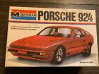 Monogram PORSCHE 924 1/24 NIOB! *VINTAGE* ▓RARE▓ Turbo Sports Car Exotic photo