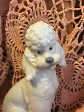 Lladro Nao 490 French Poodle Retired! Chipped Toe! No Box! Great Gift! L@K!