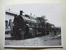 ESP346 - 1960 FC PONFERRADA-VILLABLINO Railway LOCOMOTIVE No14 PHOTO - Spain