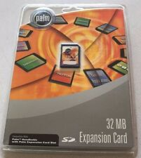 New Sealed 32MB SD Expansion Card P10844U Palm Handhelds
