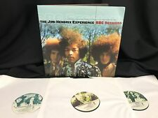 Jimi Hendrix Experience - BBC Sessions 3 LP NM/M 1998 Ltd Ed #2428